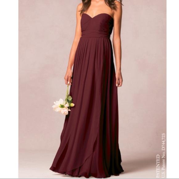 1ade8508761e Jenny Yoo Dresses & Skirts - Jenny Yoo Mira Dress (Hibiscus)